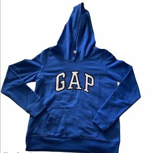 GAP Boy's Hoodie Blue size Small